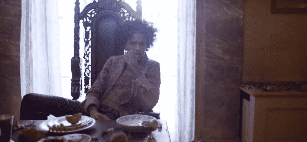 image August Alsina dans le clip de Wait