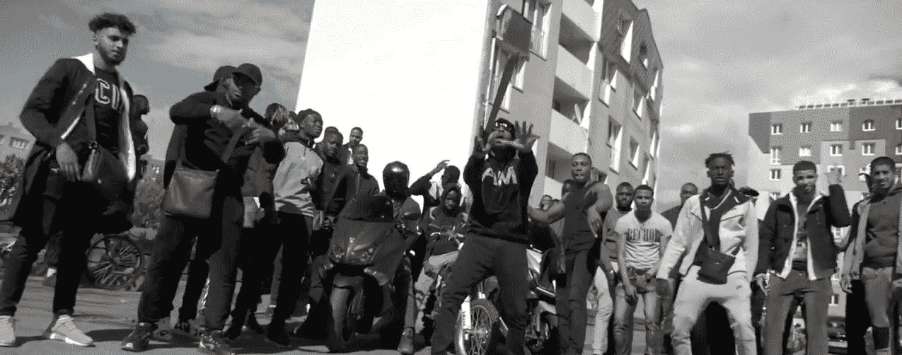 image BFG du clip Antillaise Mafia