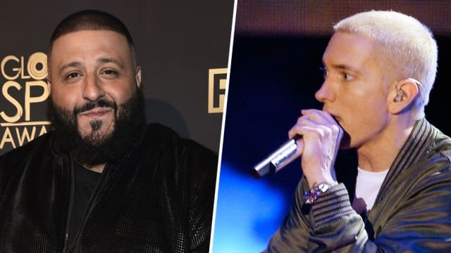 image DJ Khaled et Eminem article Khaled veut un son avec Eminem