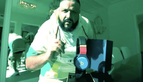 image DJ Khaled présente édition Grateful Beats by dre