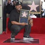 Ice Cube immortalisé au Walk of Fame