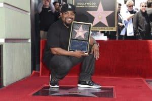 image Ice Cube reçoit son étoile du Walk of Fame