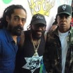 Jay-Z travaille en collaboration avec Damian Marley