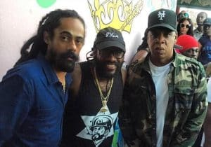image Jay Z & Damian Marley article probable collaboration