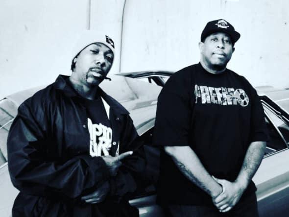 image MC Eiht & DJ Premier
