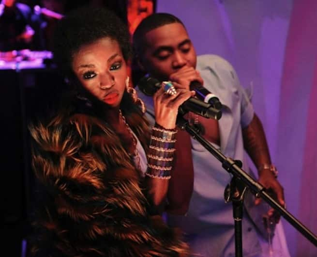 image Nas & Lauryn Hill article annonce tournée commune 2017