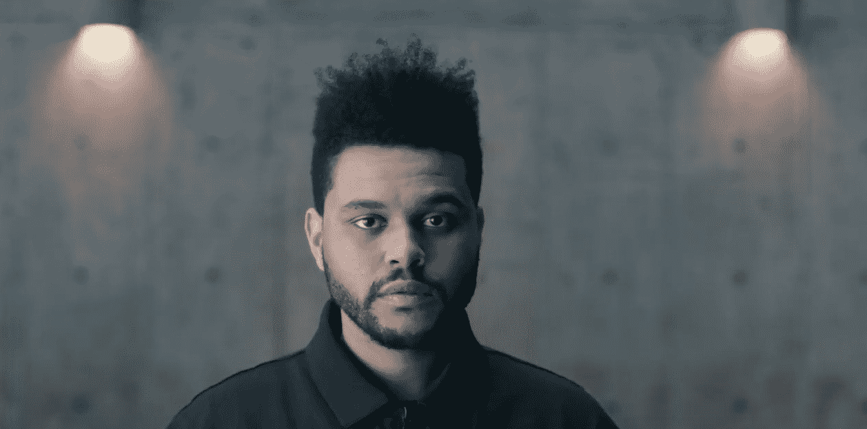 image The Weeknd du clip Secrets