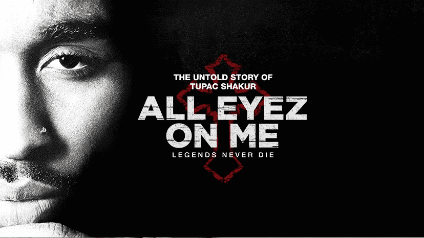 image affiche biopic All Eyez On Me article distribution Netflix