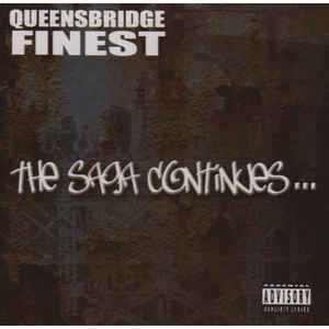 image album the Saga Continues de Queensbridge Finest
