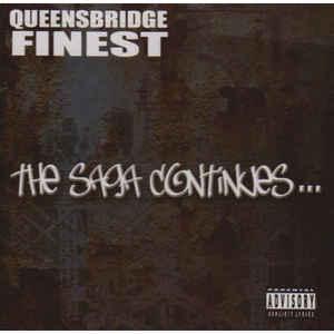 image album the Saga Continues de Queensbridge Finest