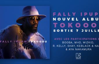 image annonce album TOKOOOS de Fally Ipupa