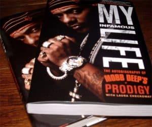 image autobiographie My Infamous Life de Prodigy