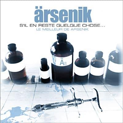 image cover S'Il En Reste Quelque Chose de Arsenik