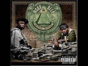 image cover album Blood Money de Mobb Deep