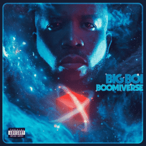 image cover album Boomiverse de Big Boi