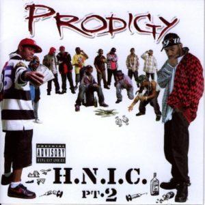 image cover album HNIC Pt 2 de Prodigy