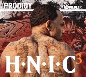 image cover album HNIC Pt 3 de Prodigy