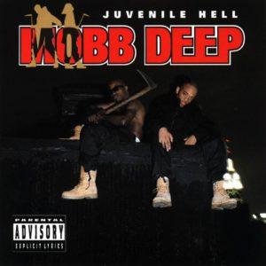 image cover album Juvenile Hell de Mobb Deep