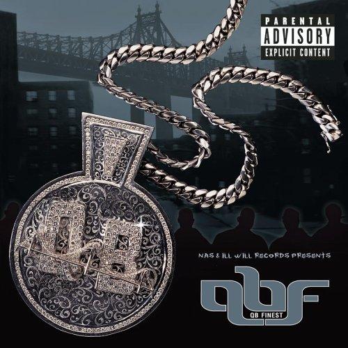 image cover album Nas And Ill Will Records Present QB's Finest