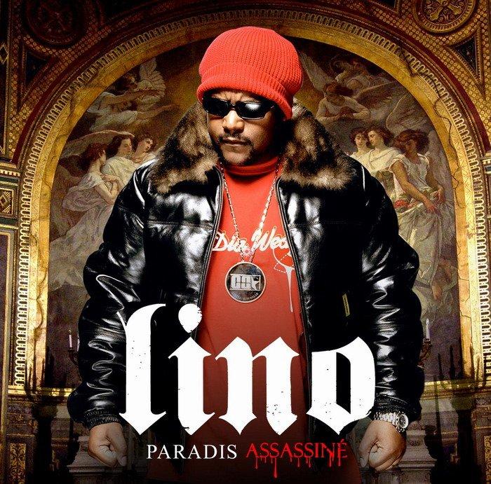 image cover album Paradis Assassiné de Lino