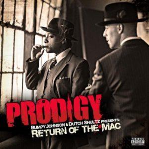 image cover album Return of the Mac de Prodigy