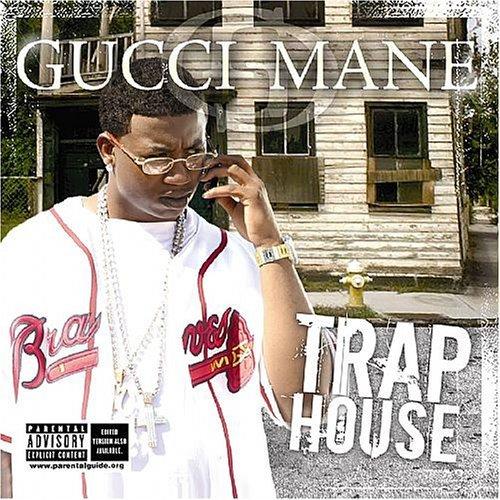 image cover album Trap House de Gucci Mane