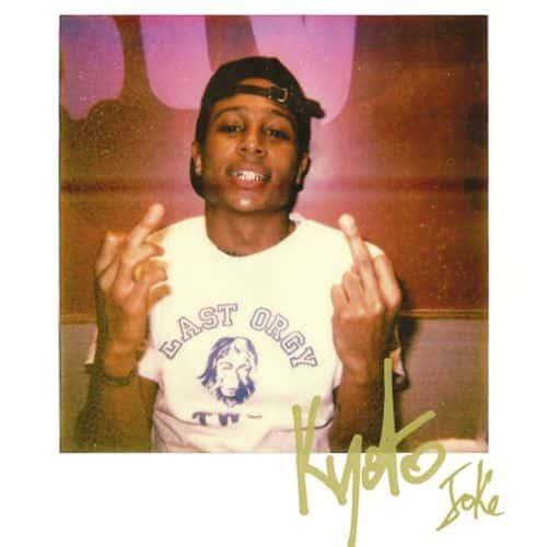 image cover mixtape Kyoto de Joke