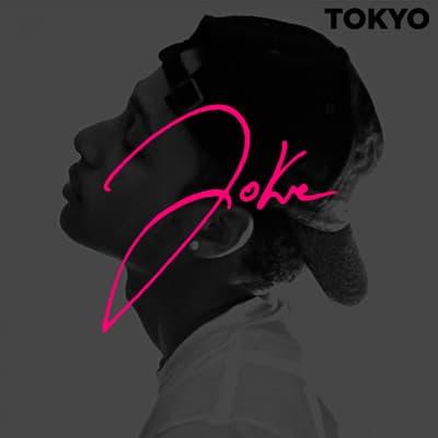 image cover mixtape Tokyo de Joke
