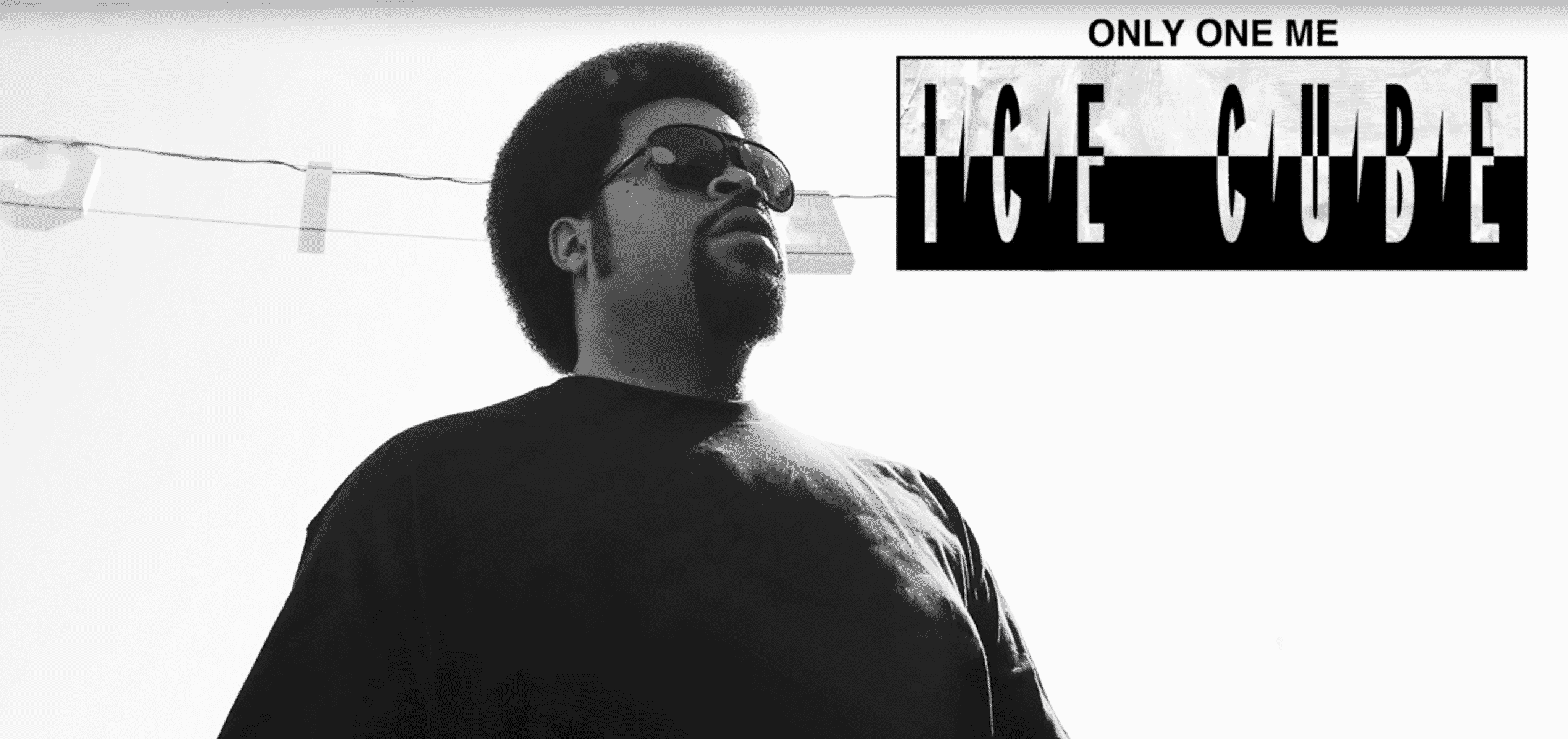 image cover son Only One Me de Ice Cube