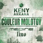 """Keny Arkana dévoile le son """"Couleur Molotov"""" feat. Lino & Médine"""