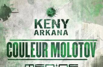 image cover son Couleur Molotov de Keny Arkana ft Lino et Médine