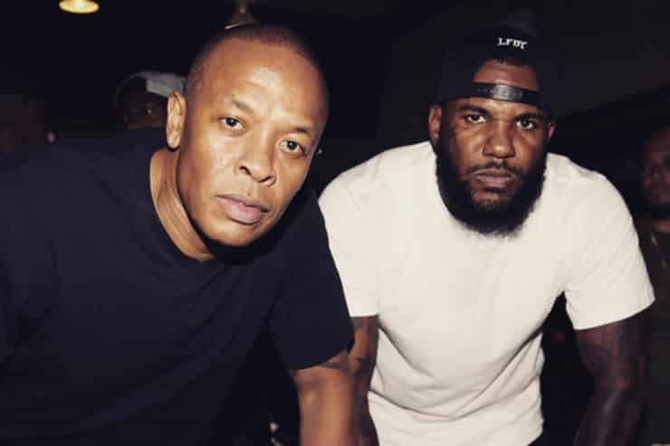 image dr dre the game