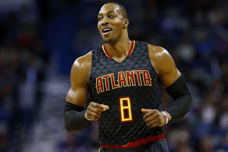 image dwight howard atlanta hawks 2017