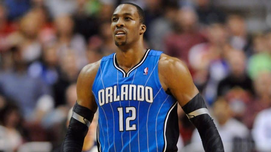 image dwight howard orlando magic 2011