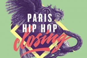 image festival Paris Hip Hop Closing 2017
