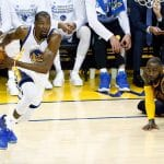 Game 1 : Durant (38pts) et les Warriors s'imposent en patron