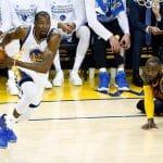 Game 1 : Durant (38pts) et les Warriors s'imposent en patron
