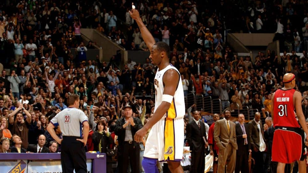 image kobe bryant 81 points lakers raptors
