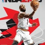 Kyrie Irving en couverture de NBA 2K18 !