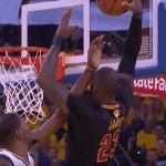 Vidéo : les 41 points, 13 rebonds et 8 passes de LeBron James