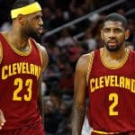 Highlights : Les 77 points (inutiles) du duo Kyrie Irving / LeBron James
