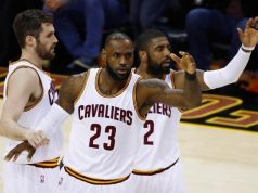 image lebron love irving game 4 cavs warriors 2017