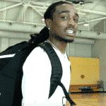 Les meilleurs actions de Quavo lors d'un match de basket [Vidéo]