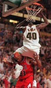 image shawn kemp dunk over dennis rodman