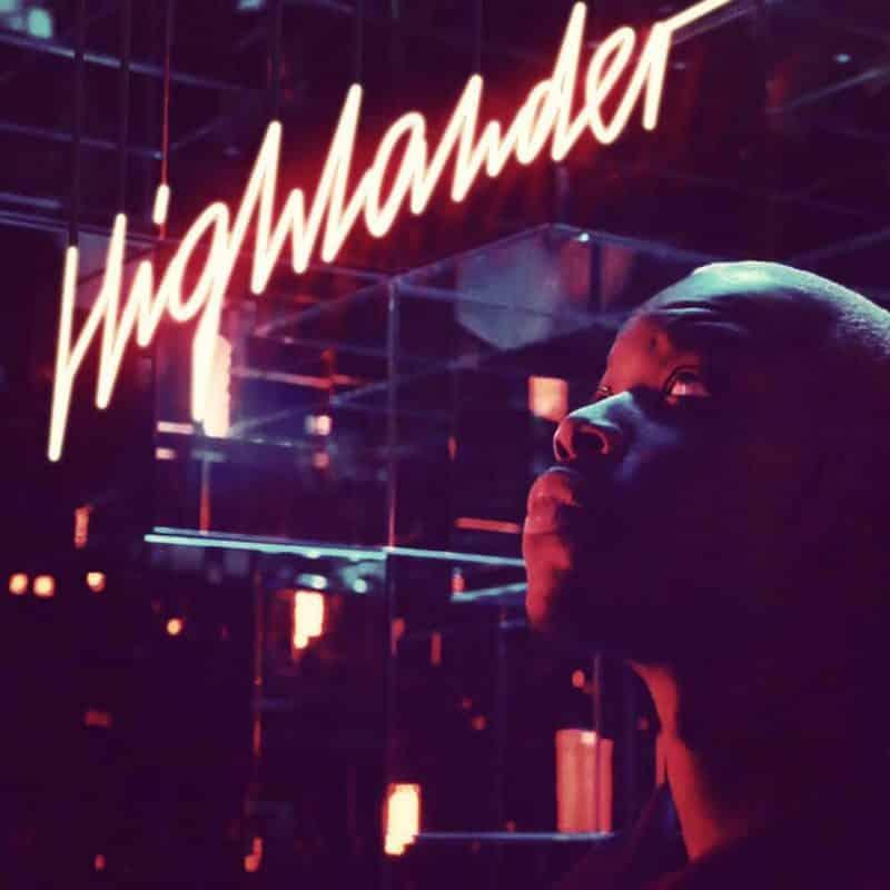 image spri noir highlander clip
