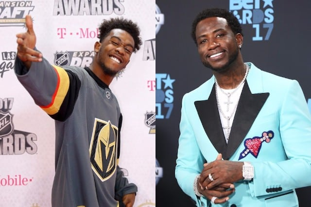image Desiigner et Gucci Mane article son Liife
