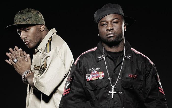 image Havoc et Prodigy formant le célèbre groupe Mobb Deep