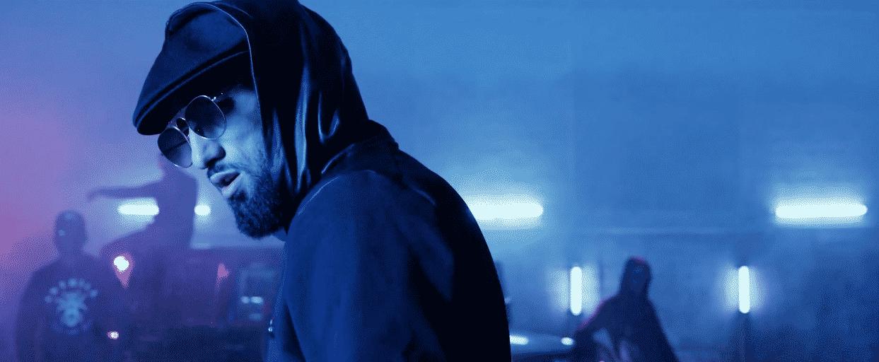 image Niro du clip de GTA