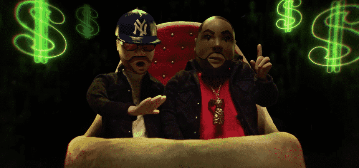 image Run The Jewels du clip Don't Get Captured