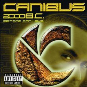 image cover album 2000 BC de Canibus